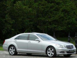 Mercedes S Class | Luxury Chauffeur Ireland