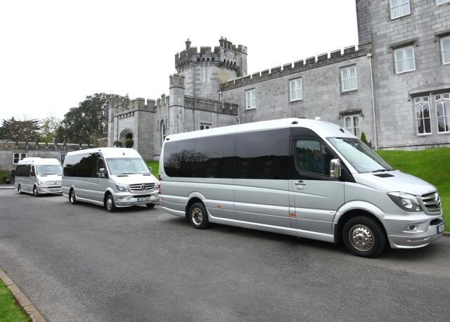 Mercedes Sprinter | Chauffeur Tours Ireland