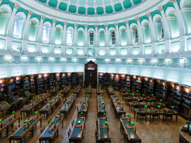 National library | Luxury Tours Ireland