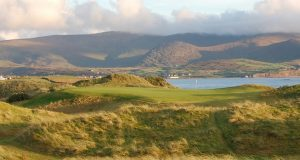 Visit Waterville Golf Links as part of your Luxury Golf vacation in Ireland