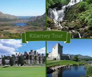 Visit Killarney with Executive Hire luxury tour operator in ireland
