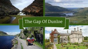 Gap Of Dunloe | family vacations Ireland