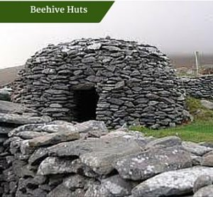 Beehive Huts | Executive Tours Ireland | Discover Ireland Tour