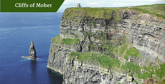 Cliffs of Moher | Private Chauffeur Ireland