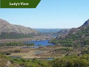 Lady's View | Executive Tours Ireland | Golf Vacations Ireland
