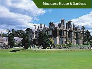 Muckross House|Family vacations Ireland