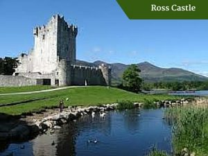 Ross Castle | Luxury Chauffeur Vacation in Ireland| Executive Tours Ireland