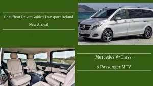 Chauffeur Driver Guided Transport Ireland | New Arrival