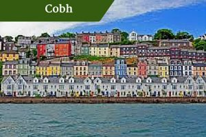 Cobh | Private Escorted Tours of Ireland
