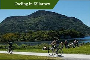 Cycling in Killarney|Luxury Chauffeur Tours Ireland