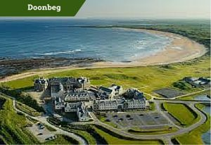 Doonbeg |Golf Tours Ireland