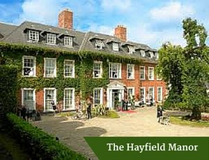 Hayfield Manor | Deluxe Small Group Tours Ireland