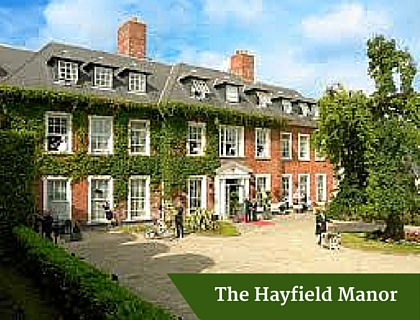 Hayfield Manor | Luxury Small Group Tours Ireland