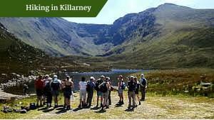 Hiking in Killarney