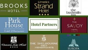 Hotel Partners | luxury irish tour operators | Executive Tours Ireland