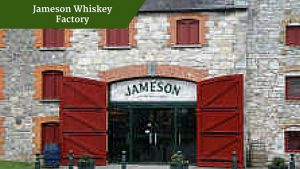 Jameson Whiskey Factory | Deluxe Small Group tour Ireland| Executive Tours Ireland