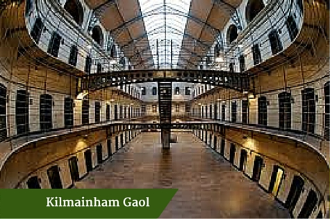 Kilmainham Gaol | Deluxe Ireland Escorted Tours