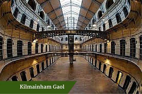 Kilmainham Gaol   Deluxe Ireland Escorted Tours