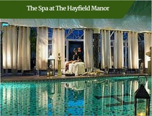 The Spa at The Hayfield Manor | Private Chauffeur Ireland