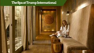 The Spa at Trump International | Private Guided Tours of Ireland