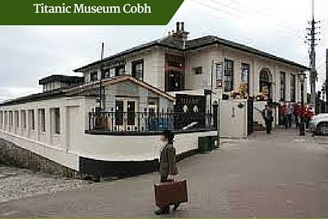 Titanic Museum Cobh   Luxury Family Tours Ireland
