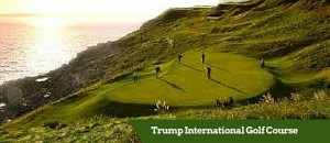 Trump International Golf Course | Luxury Chauffeur Vacations Ireland - Image curtest of www.trumphotelcollection.com