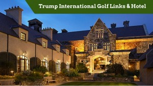Trump International Golf Links & Hotel Luxury Tours Ireland Image Curtesy of www.trumphotelcollection.com