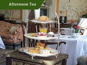 Afternoon Tea | Luxury Small Group Tours of Ireland