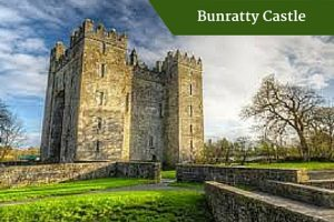 Bunratty Castle | Deluxe Small Group Tours Ireland