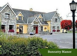 Bunratty Manor | Deluxe Ireland Escorted Tours