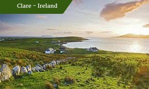 Clare Ireland | Driver Guided Tours Ireland