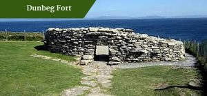 Dunbeg Fort | Deluxe Tours Ireland