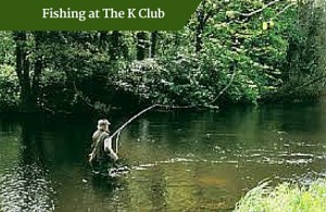 Fishing at The K Club | Private Golf Tours of Ireland