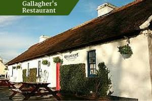 Gallaghers Restaurant | Personal Driver Ireland