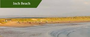 Inch Beach | Chauffeur Tours Ireland