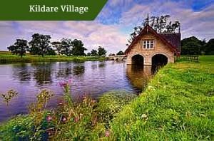 Kildare Village | Chauffeur Tours Ireland