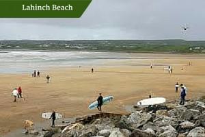 Lahinch Beach | Private Driver Ireland