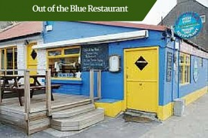 Out of the Blue Restaurant | Private Golf Tours Ireland