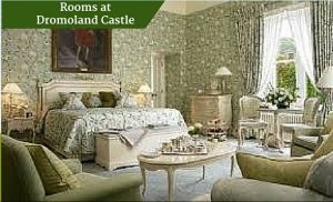 Rooms at Dromoland Castle | Ireland Private Guided Tours