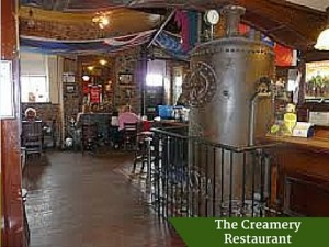 The Creamery Restaurant | Private Escorted Tours of Ireland