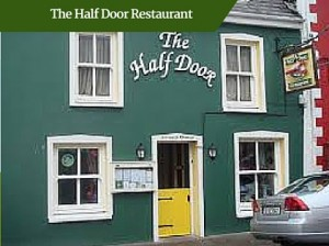 The Half Door Restaurant | Private Guided Tours Ireland