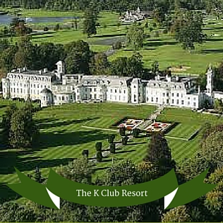 The K Club Resort | Customized Tours Ireland