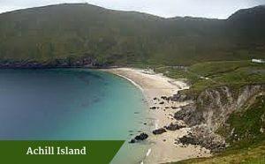 Achill Islans | Deluxe Chauffeur Drive Ireland