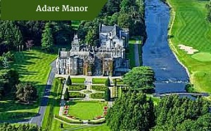 Adare Manor | Private Guided Tours of Ireland