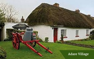Adare Village | Luxury Irish Tour Operators