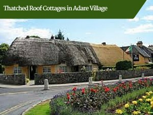 Adare Village Cottages | Luxury Tour Operator Ireland