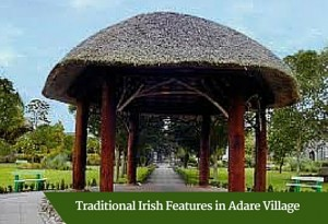 Pretty Adare Village | Private Driver Tours of Ireland