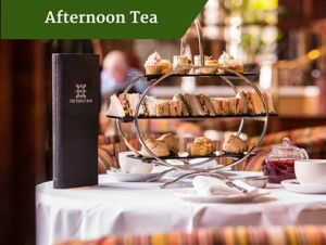 Afternoon Tea - Deluxe Tours Ireland