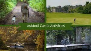 Ashford Castle Activities | Private Golf Tours of Ireland