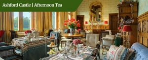 Ashford Castle | Afternoon Tea | Ireland Private Guided Tours